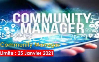 Offre de stage académique en Community Manager chez African New Dream