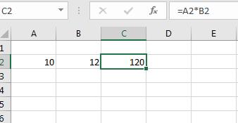 Tuto Excel: COMMENT MULTIPLIER DES CELLULES  DANS EXCEL ?